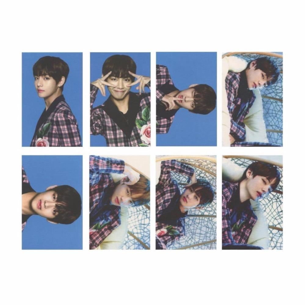 Album LOMO Cards Fashion Self Made Paper Photo Card HD Photocard -.