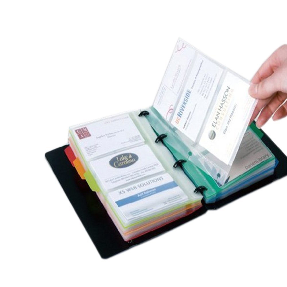 Philippines | Business Card Holder Book, Name Card Organizer Book ...