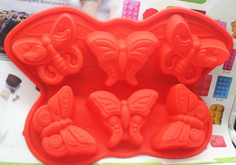 Butterfly oven Style Rice mold cake mold