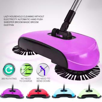 Buy One Take One 360 Degree Home Cleaning Tools Wireless handheldSweeper Broom Mop - 4