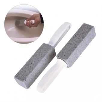 BUYINCOINS 2Pcs Water Toilet Bowl X - Pumice Cleaner Wand - 2