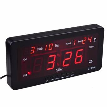 Caixing LED Clock 2158 Price Philippines