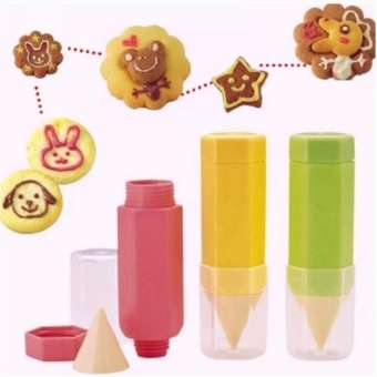 Cake Decorating Pen Pastry Icing Piping Pen Fondant Cake SugarCraft Decor Tools by LuckyG - intl - 3