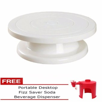 Cake Decorating Turn Table Free Soda Dispenser Price Philippines