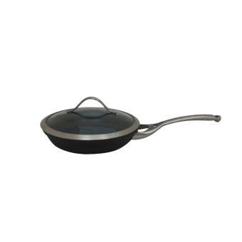 Calphalon JR1390-CIH Covered Omelette Pan (Grey)