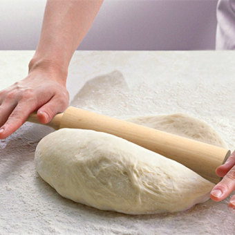 Can be B6/40cm wood roller rolling pin