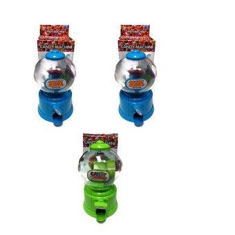 Candy Machine Set of 3 (Green/Blue)