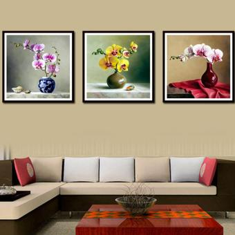 Candy Online 3 IN 1 DIY 5D Diamond Painting #8089-06/07/08