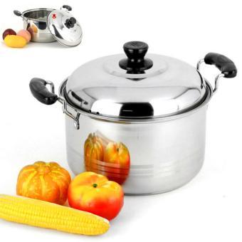 Candy Online High Quality Stainless Steel Pot 5 Piece Set - 2