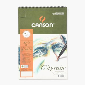 Canson 29.7 x 42 cm Light Grain Sketch Pad Price Philippines