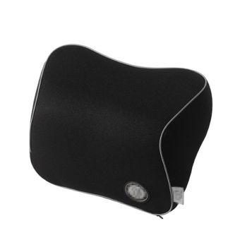 Car Seat Headrest Pad Memory Foam Travel Pillow Head Neck RestSupport Cushion (Intl) - 2
