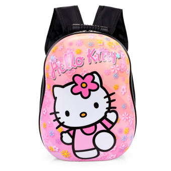 Cartoon shell hard case school bag kindergarten school bag