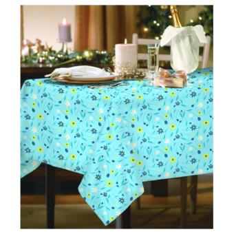 Casabella Whisperwind Tablecloth Blue