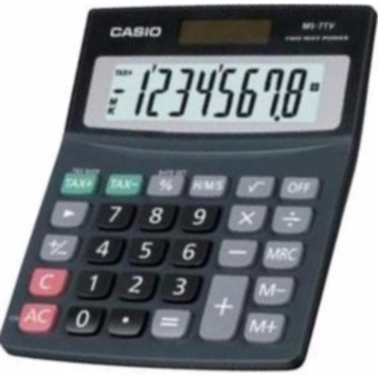 Casio Calculator MS7TV