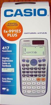 Casio FX-991ES Plus Scientific Calculator FX991ES + FX 991 ES