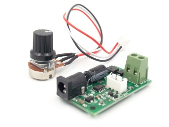 CCMmini micro PWM DC motor speed governor 6V12V24V general 3A small speed control board - intl
