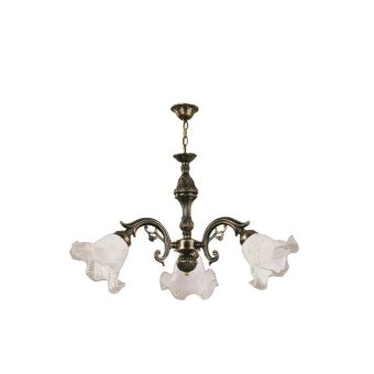 CEILING LAMP (ANTIQUE BRASS)