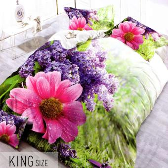 Celebrity Collection King Size 3D Bedding Set of 3