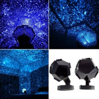 Celestial Star Cosmos Night Lamp Night Lights Projection Projector Starry Sky - intl