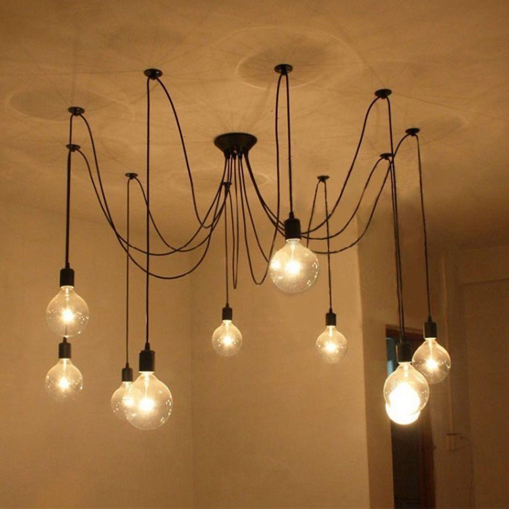 Chandelier Vintage Design 9 Lights for Living room bedroom | Lazada PH