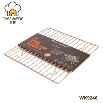 Chef Made gold grill oven non-stick cool Mesh