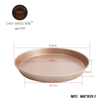 Chef Made Pizza Pan baking non-stick mold oven dish