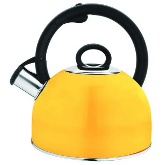 Chef's Classics Whistling Kettle 2.5LT. YELLOW Price Philippines