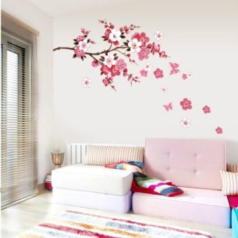 Cherry Blossoms Branch Wall Sticker