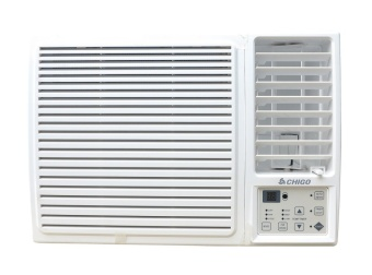 Chigo CHG-WR100A 1.0HP Remote Controlled Window Type AirConditioner (White) Price Philippines