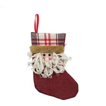 Christmas Socks Candy Bags Christmas Decorations, Santa - intl