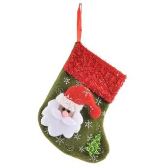Christmas Socks Candy Bags Christmas Hanging, Santa Claus - intl