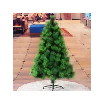 christmas tree light/dark green 8ft