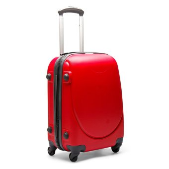 """Citibank 20"""" ABS Luggage (Fuchsia Pink) - picture 2"""