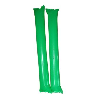 Clappers/Banger Sticks Set of 100 Pair (Green) - picture 2