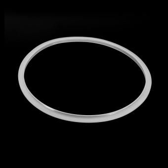 Clear Silicone Gasket Sealing Ring for Home Pressure Cooker KitchenTool(24cm) - intl - 2