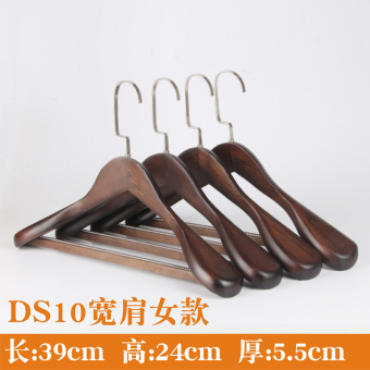 Coat hanger wood hanger