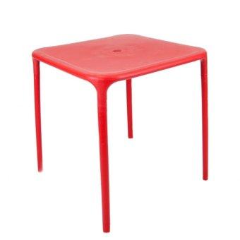 Cofta Bistro Table (Red)