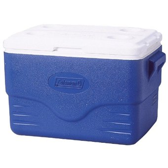 Coleman 36 Quart Cooler (Blue)