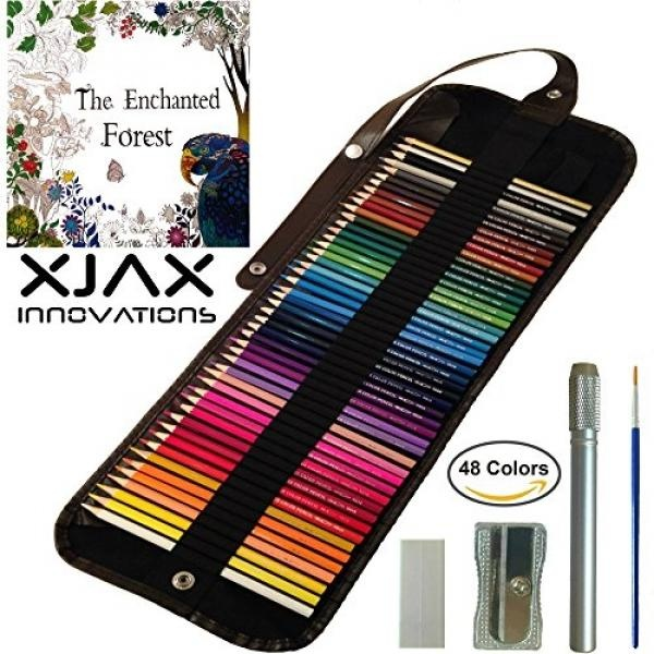 Philippines | Colored Pencils for Adults & Kids, 48 Watercolor ...