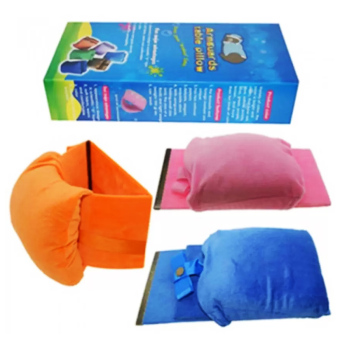 Comfortable Arm Pillow (Red) - 3