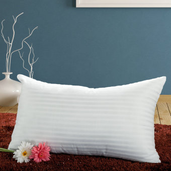 Comfortable woven cotton hotel club pillow