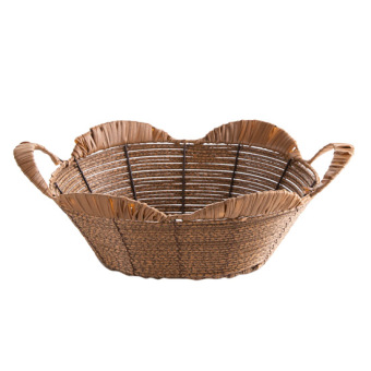 Cool large fruit basket snack tray dried fruit bowl