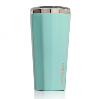 CORKCICLE 16oz Travel Mug Triple Insulated / BPA-Free StainlessSteel Tumbler (Gloss Turqouise) Price Philippines