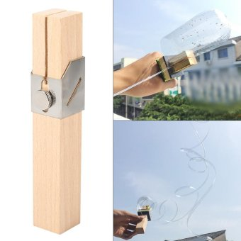 Creative Portable Bottle Cutter Outdoor Plastic Smart Bottles RopeTools DIY Craft - intl