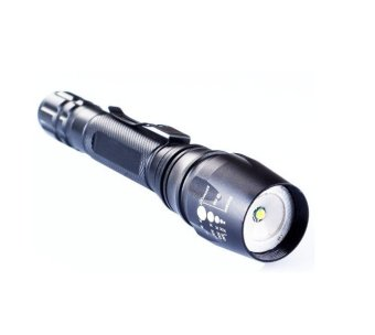 Cree SKY-1064 30000W Ultrafire 6000 Lumens 5Modes CREE XML T6 LED Flashlight 18650+Charger - 2