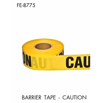 Creston Barrier Tape Caution (75mm x 100 Meter)