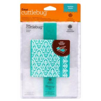 Cricut Cuttlebug Embossing Folder - Fiesta