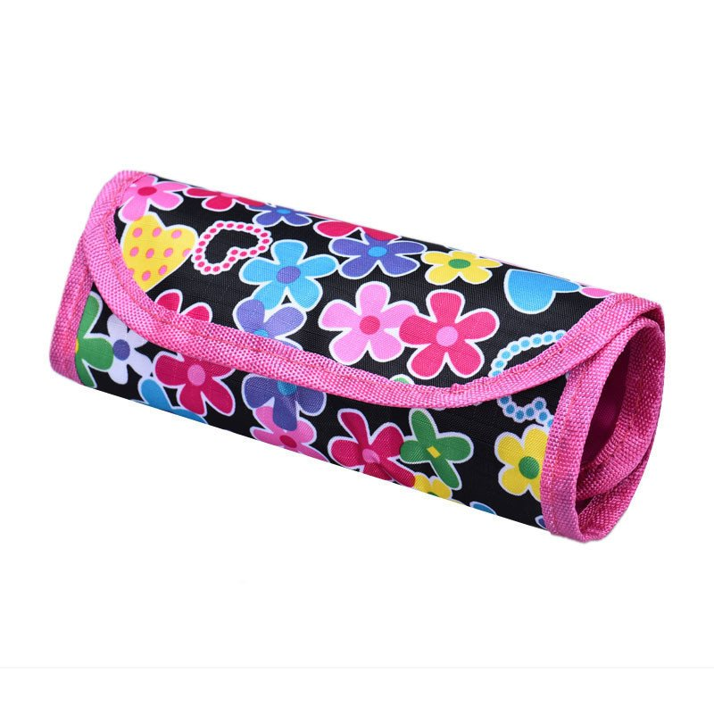 Crochet Hook Pouch Knit Crocheting Needle Case Holder Organizer Bag Colorful product preview, discount at cheapest price
