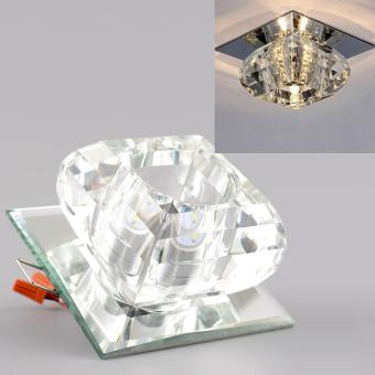 Crystal LED Ceiling Light Lamp Lighting Chandelier - 3