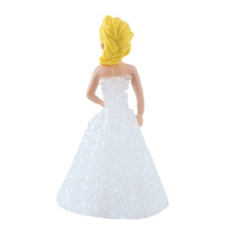 Cute Frozen Figures Colorful LED Color Changing Night Light Table Lamp Decor Toy (Intl) - picture 2